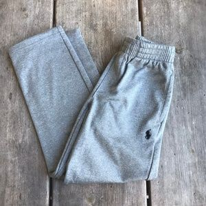 Polo Ralph Lauren Heather Gray Sweatpants Small